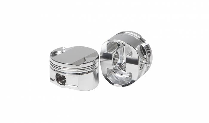 Diamond Racing - Pistons - Diamond Pistons 10101-4 GM Ecotec Street Strip Series