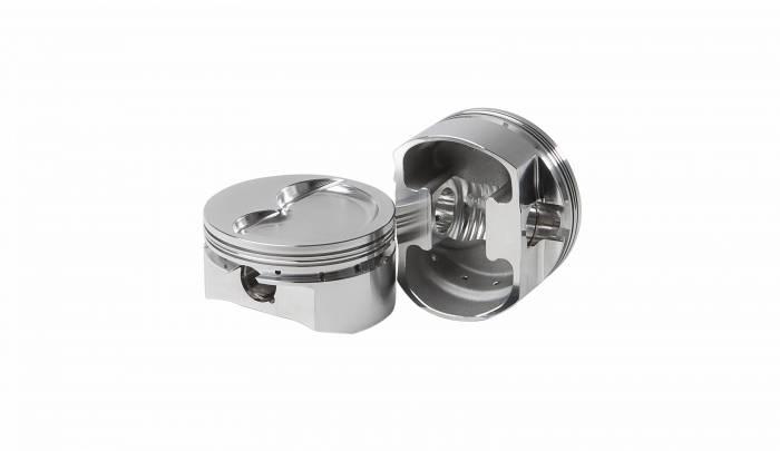 Diamond Racing - Pistons - Diamond Pistons 11405-8 Small Block Chevy 23 Street Strip Dish Series