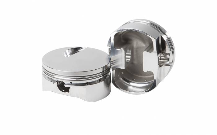 Diamond Racing - Pistons - Diamond Pistons 12066-8 Big Block Chevy 24 & 26 Street Strip Flat Top Series