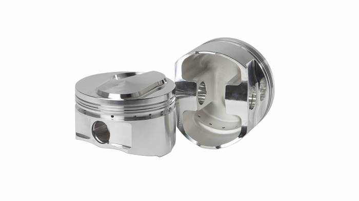 Diamond Racing - Pistons - Diamond Pistons 12233-8 Big Block Chevy 24 & 26 Street Strip Dome Series