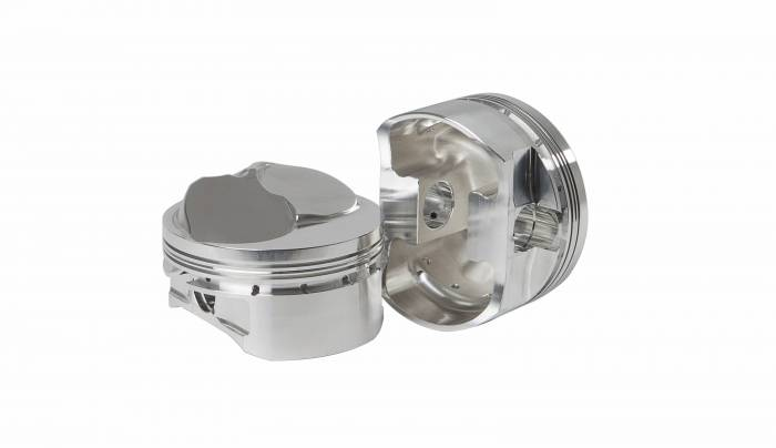 Diamond Racing - Pistons - Diamond Pistons 12344-8 Big Block Chevy 24 & 26 Pro Dome Series