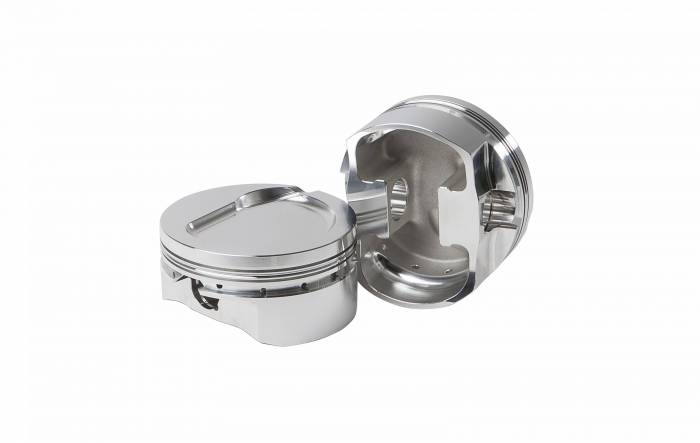 Diamond Racing - Pistons - Diamond Pistons 12462-8 Big Block Chevy 24 & 26 Street Strip Dish Series