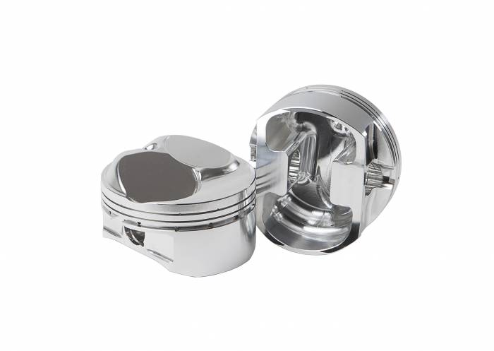 Diamond Racing - Pistons - Diamond Pistons 12524-8 Big Block Chevy 15 Brodix Head Hunter MC Series