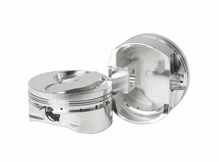 Diamond Racing - Pistons - Diamond Pistons 12753-8 Big Block Chevy 18 Big Chief Big Duke Nitrous Dome Series