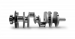 Crankshafts - Chevrolet LS - Diamond Racing - K1 Technologies - Chevrolet LS Crankshaft - 4.000 Stroke 24T