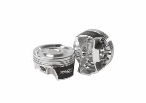 Diamond Racing - Pistons - Diamond Pistons 11587-R2-8 Chevy LT1 LT4 Gen V Dish Series