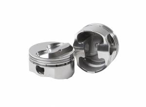 Diamond Racing - Pistons - Diamond Pistons 11712-8 Small Block Chevy 23 Street Strip Dome Series