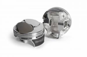 Diamond Racing - Pistons - Diamond Pistons 20017-8 Big Block Chevy 24 & 26 Competition Series