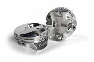 Diamond Racing - Pistons - Diamond Pistons 21015-R1-8 Big Block Chevy Competition Series 20 Dome Series
