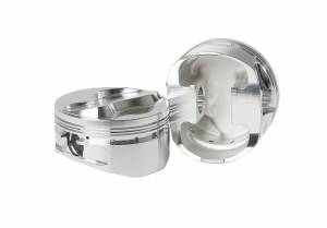 Diamond Racing - Pistons - Diamond Pistons 32339-8 Small Block Ford 302/351 Twisted Wedge Street Strip Dome Series