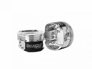 Diamond Racing - Pistons - Diamond Pistons 38109-4 Audi/Volkswagen 2.0T FSI & TSI Series