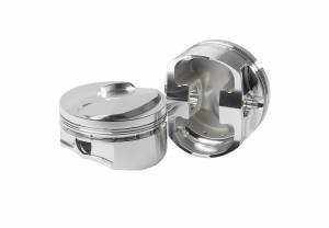 429/460 - Ford Motorsports A&B - Diamond Racing - Pistons - Diamond Pistons 40709-8 Big Block Ford 429-460 Motorsports A&B Dome Series