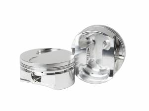 Diamond Racing - Pistons - Diamond Pistons 40911-8 Big Block Ford 429-460 Blue Thunder Thor Flat Top Series