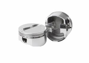 Big Block Mopar - 400 - Diamond Racing - Pistons - Diamond Pistons 52407-8 Big Block Mopar 400 Street Strip Dish Series