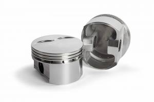 Oldsmobile - 455 - Diamond Racing - Pistons - Diamond Pistons 61201-8 Oldsmobile 455 Street Strip Flat Top Series