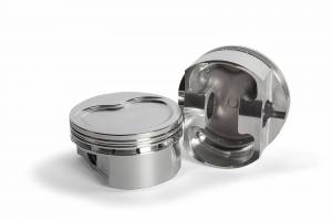 Oldsmobile - 455 - Diamond Racing - Pistons - Diamond Pistons 61206-8 Oldsmobile 455 Street Strip Dish Series