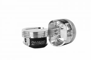 Diamond Racing - Pistons - Diamond Pistons 70237-8 Chevrolet Marine Series