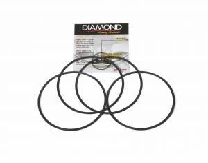 Diamond Racing - Support Rails - Diamond Pistons 019000435 4.435-4.474 4.390-4.429 Support Rails