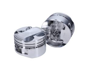 Mitsubishi - 4G63 Rebel Series - Diamond Racing - Pistons - Diamond Pistons 82107-4 Mitsubishi 4G63 Rebel Series